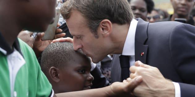 Déplacement de Macron à Saint-Martin : le président sermonne un ancien braqueur