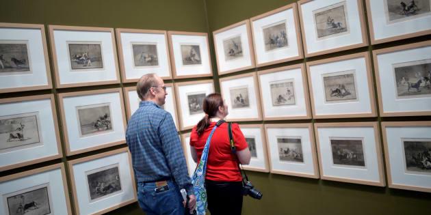 Francis Bacon: de Picasso à Velazquez, musée Guggenheim de Bilbao