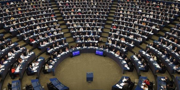 Le Parlement européen a voté en faveur de la réforme du droit d'auteur ce mercredi 12 septembre à Starsbourg.