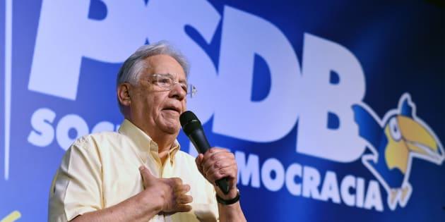 O PSDB reuniu-se em Brasília para oficializar o nome do governador Geraldo Alckmin como presidente da sigla pelos próximos dois anos.