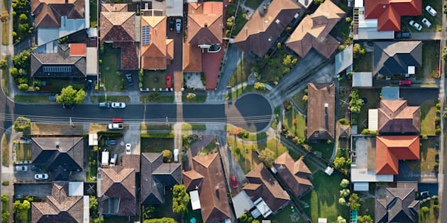 """""""The reality is, the housing situation in Australia is the result of subsequent Government's inaction on policy."""""""