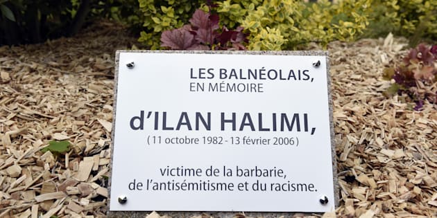 La stèle en hommage à Ilan Halimi profanée — Bagneux