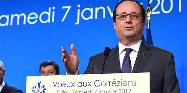 François Hollande aimerait bien acheter une maison à Tulle.