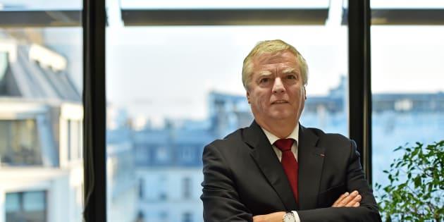 Jean-Luc Petithuguenin à Paris en octobre 2016.