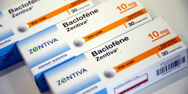 """Le baclofène, médicament réputé """"miracle"""", officiellement autorisé dans le traitement de l'alcoolisme (photo pretexte)"""