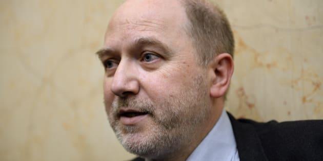 Le procès de Denis Baupin, ici en avril 2015 à Paris, s'est achevé sur un réquisitoire contre le plaignant.