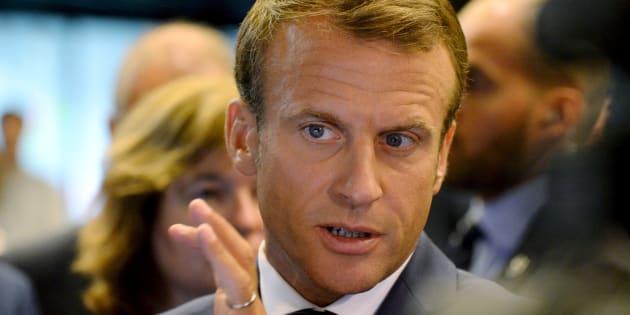 La démission de Hulot, symbole d'un Macron qui broie les hommes comme il broie la démocratie.