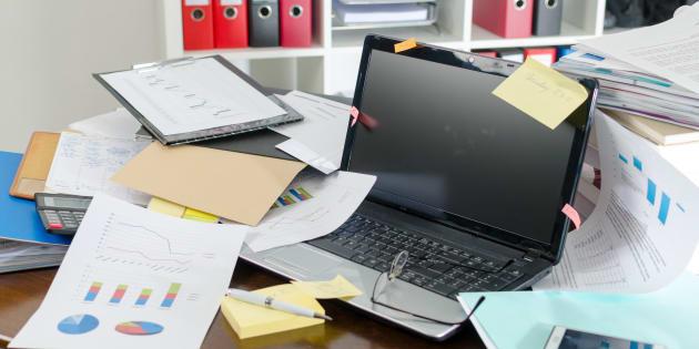 Ranger son bureau ou être plus créatif, il faut choisir