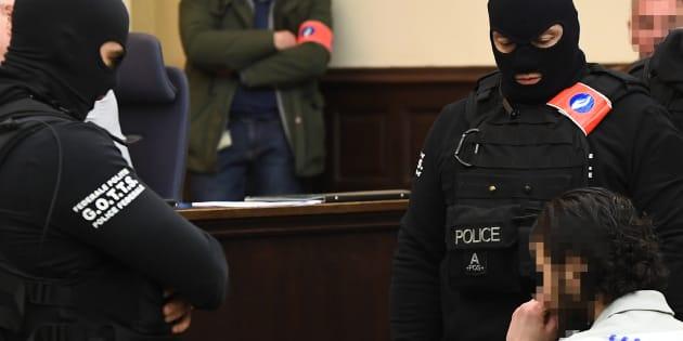 EN DIRECT - Suivez le procès de Salah Abdeslam à Bruxelles.