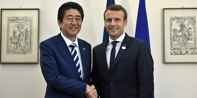 Inondations: invité d'honneur du 14-Juillet, le premier ministre japonais annule sa visite en France