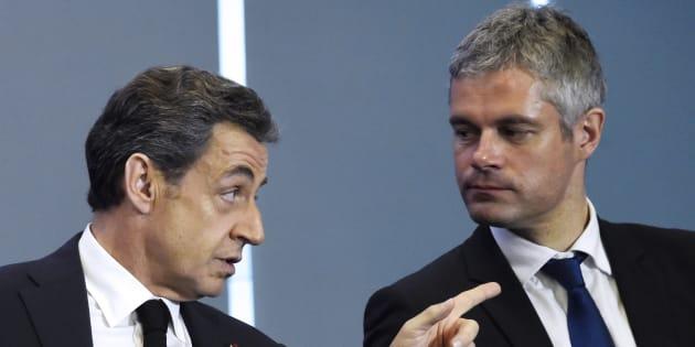 Laurent Wauquiez a présenté ses excuses à Nicolas Sarkozy, qu'il accusait d'avoir fait écouter ses ministres