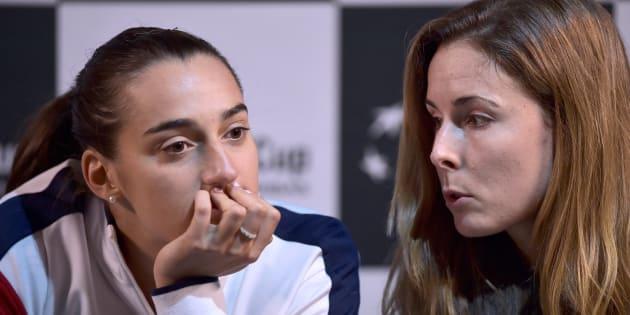 Caroline Garcia - Alize Cornet: leurs retrouvailles s'annoncent très tendues à Roland-Garros