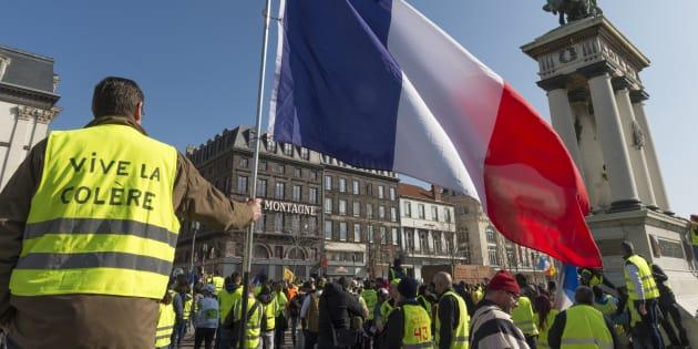 L'acte XV des gilets jaunes a été particulièrement troublé à Clermont-Ferrand.