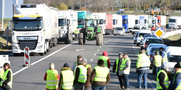 Les routiers appellent à la grève à partir de dimanche soir