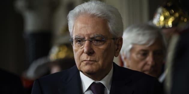 Anche Mattarella non è senza colpa