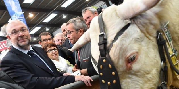 La question qui fâche du HuffPost au Ministre de l'Agriculture sur Franceinfo