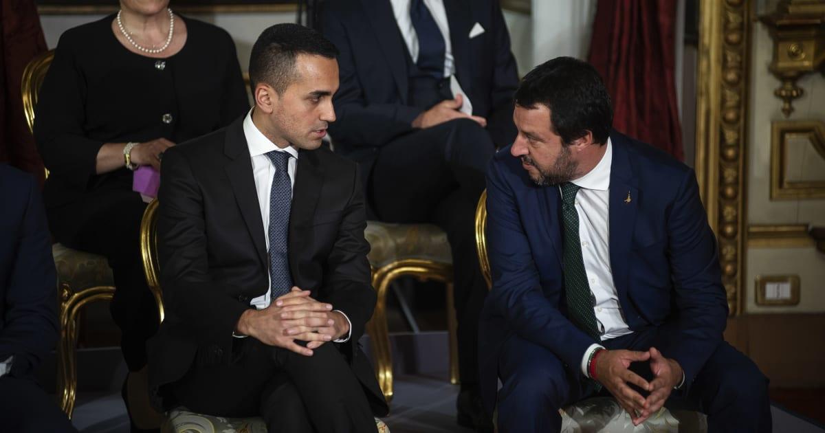 """Luigi Di Maio: """"Sulla sicurezza modello USA"""", risponde Salvini: """"Mi tengo stretto quello italiano"""""""