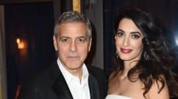 Les jumeaux d'Amal et George Clooney sont nés (et on connaît les