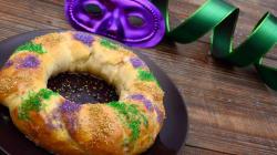 ¿Que en Estados Unidos la Rosca de Reyes se come