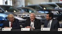 Ford invertirá más en EU y Trump está