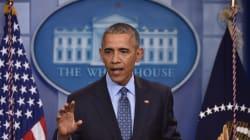 Obama defiende a los medios en su última conferencia de prensa como