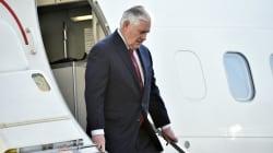 Estadounidenses piden reunirse con Rex Tillerson durante su visita a