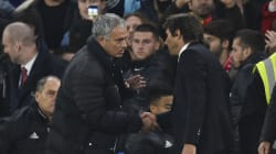 Mourinho n'a pas du tout apprécié l'attitude d'Antonio