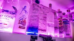 Se roban la botella de vodka más cara del mundo y aparece vacía días