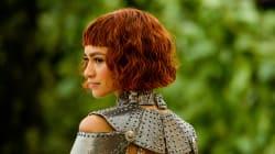 Jeanne d'Arc ressuscitée au gala du