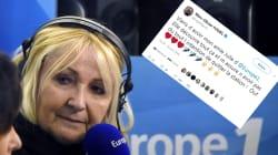 Julie assure ne pas vouloir quitter Europe 1 d'après Marc-Olivier