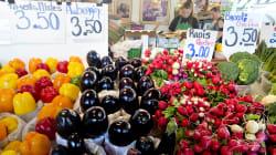 Les fruits et légumes bons pour les finances