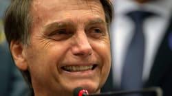 Jair Bolsonaro se declara admirador de Donald