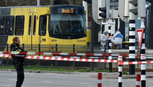 Le tireur présumé de la fusillade d'Utrecht a été