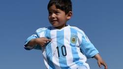 El mayor fan de Messi en Afganistán tiene que huir con su