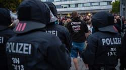 Manifestations d'extrême droite en Allemagne: le migrant condamné à 8 ans et demi de prison