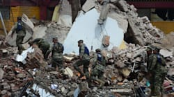 At Least 58 Die In Mexico's Strongest Quake In 85