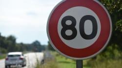 Deux mois après l'entrée en vigueur de la limitation à 80 km/h, un net recul du nombre de morts en