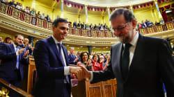 Rajoy renversé par la motion de censure du socialiste Sánchez, qui le remplace comme premier