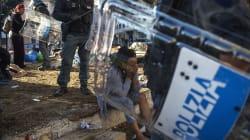 Piazza Indipendenza ferita ancora aperta. Ancora tensioni, lunedì tre migranti alla sbarra: rischiano 10 anni (di L.