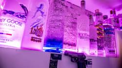 La bouteille de vodka «la plus chère du monde» volée au