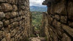 Descubren una 'ciudad perdida' del Imperio inca en medio de la selva