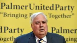 SMH: Clive Palmer Announces