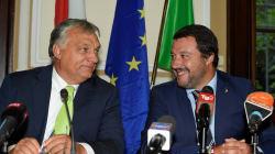 Sintonía total: Salvini y Orbán estrechan lazos en Milán frente al resto de la