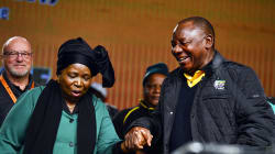 Nasrec Numbers: Ramaphosa Is Smiling, But NDZ Is