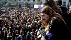 Les femmes se font entendre lors de la Journée internationale de la