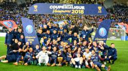 Le PSG remporte la Coupe de la Ligue contre Monaco (et peut dire merci à la