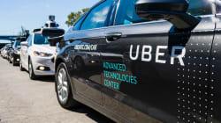 Uber: Rien ne va plus pour les voitures