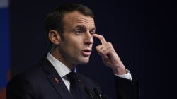 Macron parlera en début de semaine prochaine pour ne pas