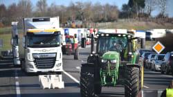 Les agriculteurs vont manifester toute la semaine