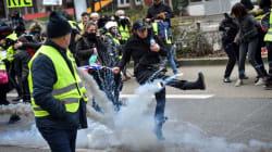 Environ 50 000 gilets jaunes de retour dans les rues de la France